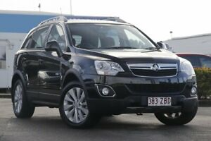 2015 Holden Captiva CG MY15 5 LT Carbon Flash Black 6 Speed Sports Automatic Wagon Rocklea Brisbane South West Preview