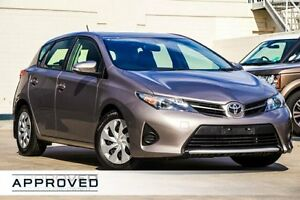 2014 Toyota Corolla ZRE182R Ascent S-CVT Positano Bronze 7 Speed Constant Variable Hatchback Brookvale Manly Area Preview