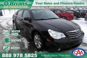 2010 Chrysler Sebring Touring - No PST! w/Leather