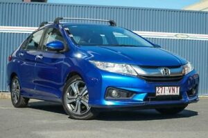 2015 Honda City GM MY14 VTi-L Blue 7 Speed Constant Variable Sedan Tweed Heads Tweed Heads Area Preview