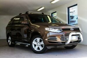 2014 Ford Territory SZ MkII TX Seq Sport Shift AWD Bronze 6 Speed Sports Automatic Wagon Melville Melville Area Preview