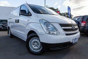 2014 Hyundai iLOAD TQ2-V MY14 White 5 Speed Automatic Van Dandenong Greater Dandenong Preview