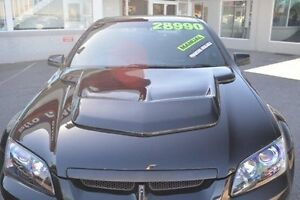2006 Holden Special Vehicles GTS E Series Black 6 Speed Manual Sedan Bayswater Bayswater Area Preview