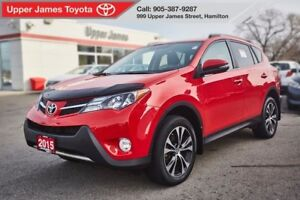 2015 Toyota RAV4 XLE Anniversary Special Edition
