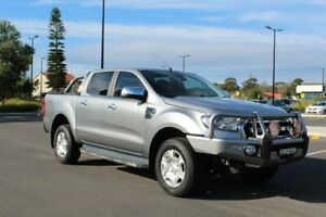 2016 Ford Ranger PX MkII XLT Double Cab Aluminium 6 Speed Sports Automatic Utility Port Macquarie Port Macquarie City Preview