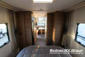 AD125 Adria Adora 612DP Island Bed Tourer With I-Shaped Exterior Penrith Penrith Area Preview