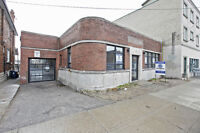 For Sale - Freestanding art deco building with parking