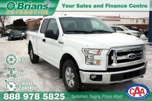 2016 Ford F-150 XLT - Accident Free! w/4x4