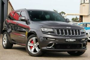 2015 Jeep Grand Cherokee WK MY15 SRT Grey 8 Speed Sports Automatic Wagon Gateshead Lake Macquarie Area Preview