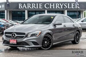 2014 Mercedes-Benz CLA250 ***250 4MATIC***NAVIGATION***