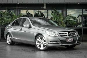 2012 Mercedes-Benz C-Class W204 MY13 C200 CDI BlueEFFICIENCY Estate Avantgarde 7G-Tronic + Grey Bowen Hills Brisbane North East Preview