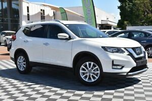 2019 Nissan X-Trail T32 Series II ST-L X-tronic 2WD Ivory Pearl 7 Speed Constant Variable Wagon Attadale Melville Area Preview
