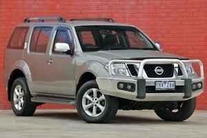 2010 Nissan Pathfinder R51 MY08 ST-L Brown 5 Speed Sports Automatic Wagon Pakenham Cardinia Area Preview