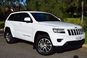 2013 Jeep Grand Cherokee WK MY2014 Laredo White 8 Speed Sports Automatic Wagon St Marys Mitcham Area Preview