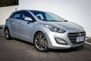 2015 Hyundai i30 GD3 Series II MY16 Premium DCT Silver 7 Speed Sports Automatic Dual Clutch Maddington Gosnells Area Preview
