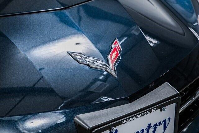 2015 Black Chevrolet Corvette Stingray Z51   C7 Corvette Photo 9