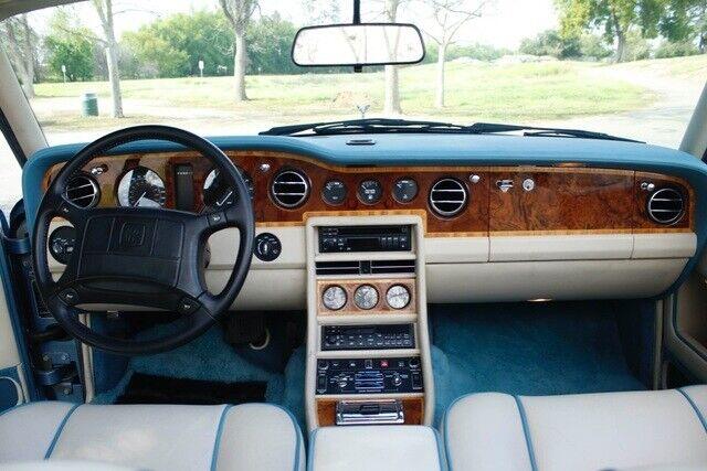 Image 15 Coche Americano usado Rolls-Royce Corniche 1991