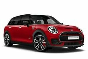 2020 Mini Clubman F54 LCI John Cooper Works Steptronic ALL4 Chilli Red 8 Speed Sports Automatic Darlinghurst Inner Sydney Preview