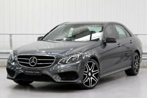 2015 Mercedes-Benz E-Class W212 E250 Grey Sports Automatic Parramatta Parramatta Area Preview