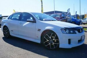 2007 Holden Commodore VE SS White 6 Speed Sports Automatic Sedan