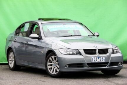 2006 BMW 320i E90 Executive Arctic Blue 6 Speed Steptronic Sedan Ringwood East Maroondah Area Preview