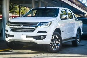 2019 Holden Colorado RG MY20 LTZ Pickup Crew Cab White 6 Speed Sports Automatic Utility Somerton Park Holdfast Bay Preview