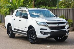 2017 Holden Colorado RG MY17 Z71 Pickup Crew Cab Summit White 6 Speed Sports Automatic Utility Greenacre Bankstown Area Preview