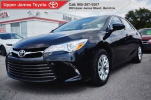 2017 Toyota Camry LE - 160-pt Toyota Certified