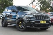 2015 Jeep Grand Cherokee WK MY15 SRT 8 Speed Sports Automatic Wagon Blacktown Blacktown Area Preview