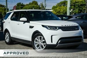 2019 Land Rover Discovery Series 5 L462 MY19 SD4 SE White 8 Speed Sports Automatic Wagon Osborne Park Stirling Area Preview