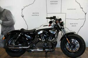 2019 Harley-Davidson Forty-Eight (XL1200X) Road Bike 1202cc Blacktown Blacktown Area Preview