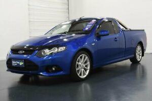 2013 Ford Falcon FG MK2 XR6 Blue 6 Speed Auto Seq Sportshift Sedan Oakleigh Monash Area Preview