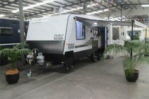 2020 Essential DBC Cruiser Touring Ensuite Caravan Caravan Kilburn Port Adelaide Area Preview