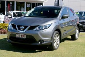 2015 Nissan Qashqai J11 ST Grey 1 Speed Constant Variable Wagon Capalaba Brisbane South East Preview