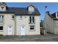 2 Bedroom unfurnished townhouse to rent on Royal Street, Gourock, Inverclyde