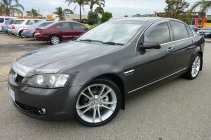 2007 Holden Calais VE MY08.5 V Charcoal Grey 5 Speed Sports Automatic Sedan Heatherton Kingston Area Preview