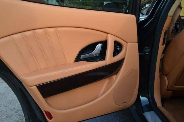 Image 7 Voiture American used Maserati Quattroporte 2011