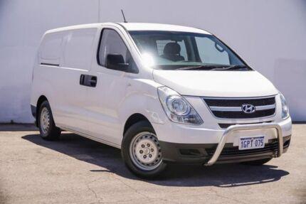 2015 Hyundai iLOAD TQ2-V MY15 White 5 Speed Automatic Van Midvale Mundaring Area Preview