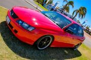 2004 Holden Commodore VY II SV8 Red Hot 4 Speed Automatic Sedan Greenfields Mandurah Area Preview