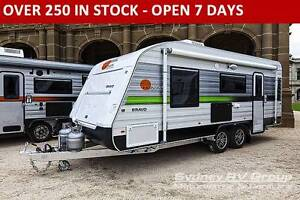 NG009 Nova Bravo 18ft, Spacious & Stylish Completely Customisable Penrith Penrith Area Preview