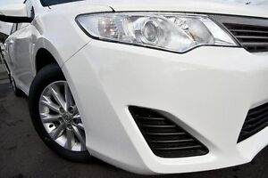 2012 Toyota Camry ASV50R Altise Diamond White 6 Speed Sports Automatic Sedan Glendalough Stirling Area Preview