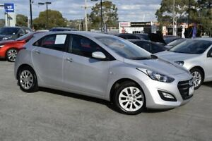2016 Hyundai i30 GD4 Series II MY17 Active Platinum Silver 6 Speed Sports Automatic Hatchback Ferntree Gully Knox Area Preview