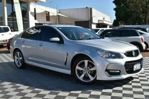 2015 Holden Commodore VF II MY16 SV6 Silver 6 Speed Sports Automatic Sedan Attadale Melville Area Preview