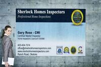 START A NEW CAREER - BECOME A CERTIFIED HOME INSPECTOR.