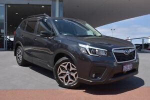2018 Subaru Forester S5 MY19 2.5i CVT AWD Dark Grey 7 Speed Constant Variable Wagon Wangara Wanneroo Area Preview
