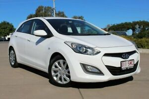 2012 Hyundai i30 GD Active White 6 Speed Manual Hatchback Noosaville Noosa Area Preview