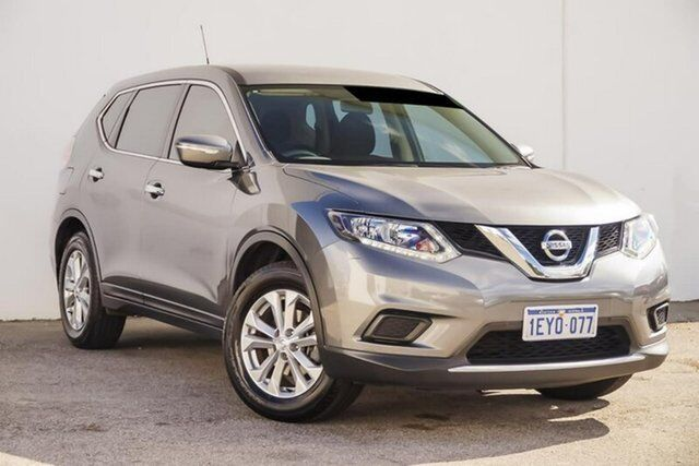 2016 nissan x trail t32 st x tronic 2wd grey 7 speed constant 1 of 20 fandeluxe Gallery