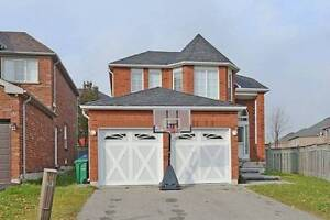 Immaculate 4 Bedroom Detached ((Finished Basement With Separate