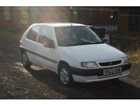 Citroen Saxo 1.1 (Cheap car for everyday use)