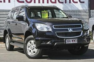 2015 Holden Colorado 7 RG MY15 LT Black 6 Speed Sports Automatic Wagon Mount Gravatt Brisbane South East Preview